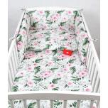 Laste voodipesukomplekt 100x135 (lehed)