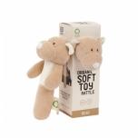 Wooly Organic haaratav mänguasi Karu
