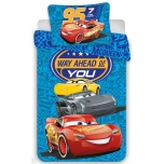 Laste voodipesukomplekt The Cars 100x135