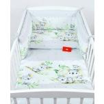 Laste voodipesukomplekt koaaladega 100x135